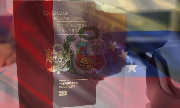 Venezuela exigirá visado a peruanos que quieran entrar al país
