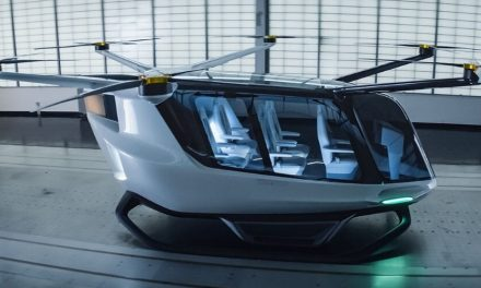 ✌ Novedoso: Inventan un taxi volador que funciona con hidrógeno ✌