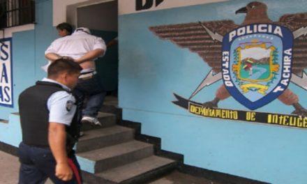🔥 Presos dos oficiales de Politáchira por quitarle la vista a Rufo Chacón