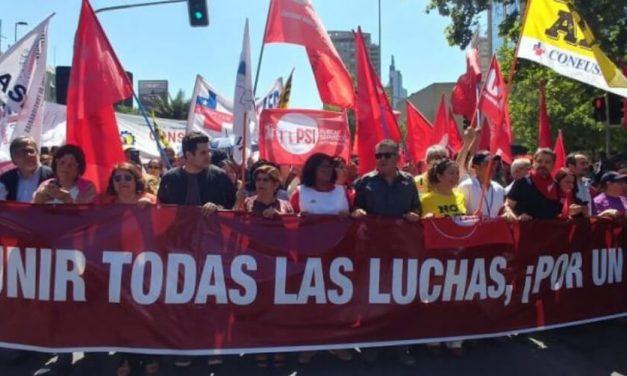😮Chile: Sebastián Piñera afirma que su país está en guerra😮