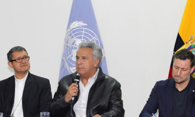 ✅ Presidente de Ecuador deroga el decreto motivo de protestas en el país ✅