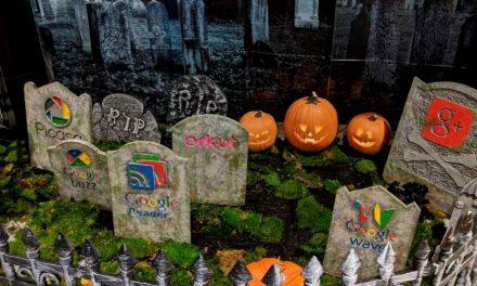 ✌ Google: Con este cementerio celebra el buscador la noche brujas ✌
