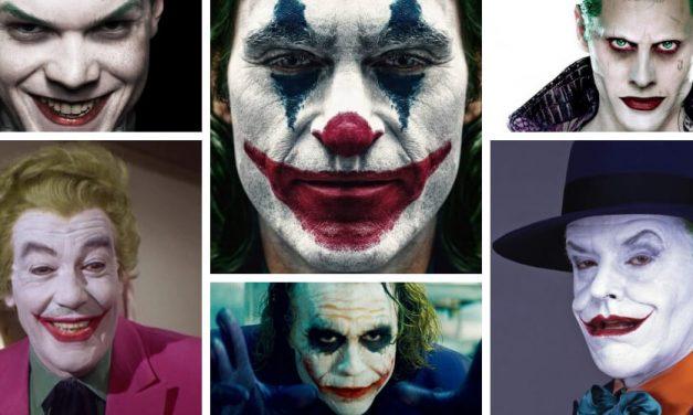 ✌ Jocker: Conoce desde el peor hasta el mejor intérprete del personaje ✌