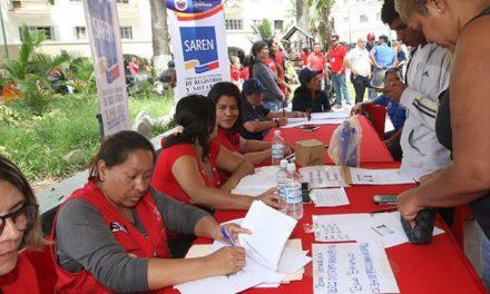 ✅ Jornada Integral del Saime atendió a más de mil personas en Caracas ✅