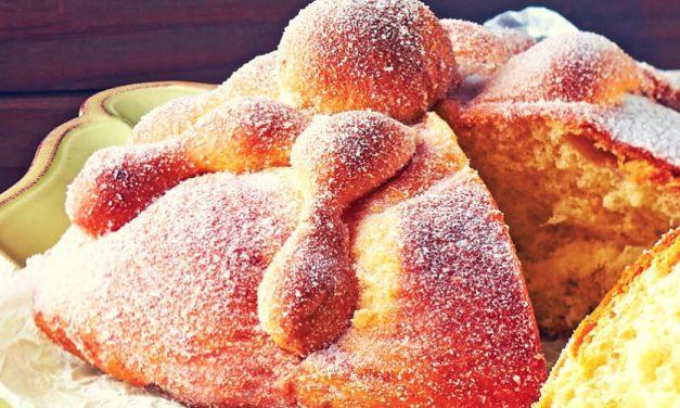 ✌ Pan de muerto es un dulce que engorda menos que una ensalada ✌