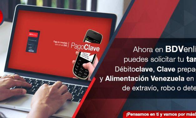 ✅ Conoce cómo solicitar la tarjeta de débito del Banco de Venezuela ✅