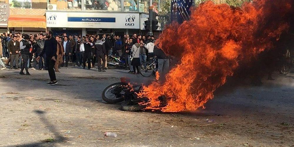🔥 Irán: ola de manifestaciones que ha dejado más de 140 muertos 🔥