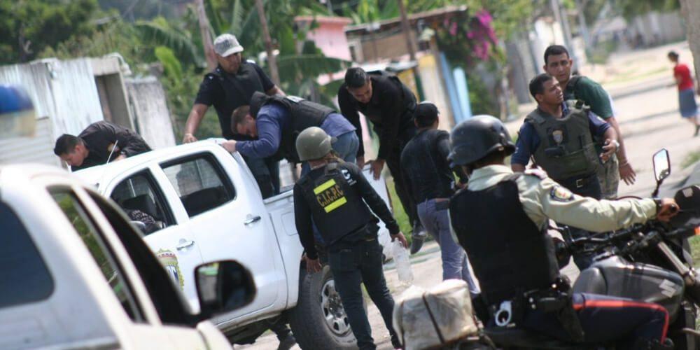 Abatidos siete hampones durante enfrentamiento en Ocumare del Tuy