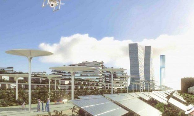"""✌ Increíble """"ciudad del futuro"""" se podrá ver y visitar en México ✌"""