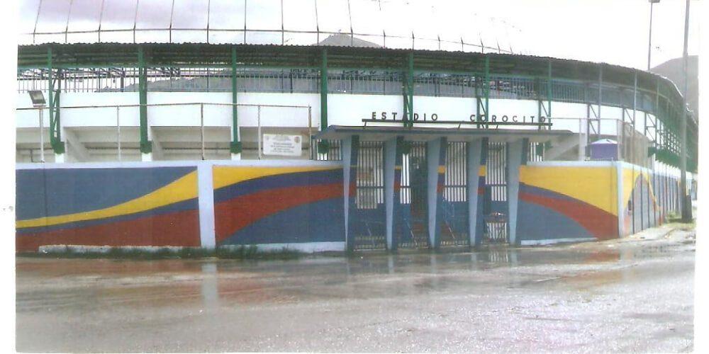 ✅ Autoridades desmienten el mal estado del estadio de Corocito ✅