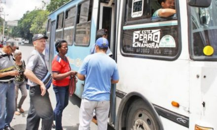 😮 Incrementan tarifa de pasaje urbano en 2.000 bolívares 😮