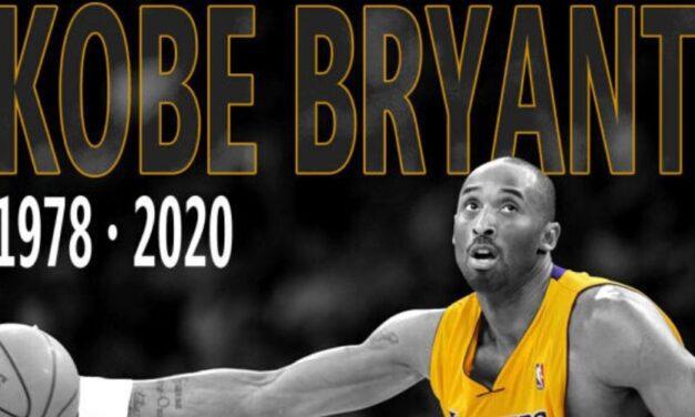 🏀Fallece Kobe Bryant, tras caer en helicóptero🏀