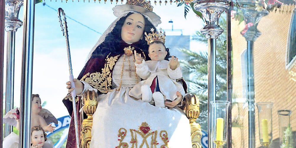 ✅ Miles de devotos asistirán hoy a la procesión de la Divina Pastora en Barquisimeto ✅