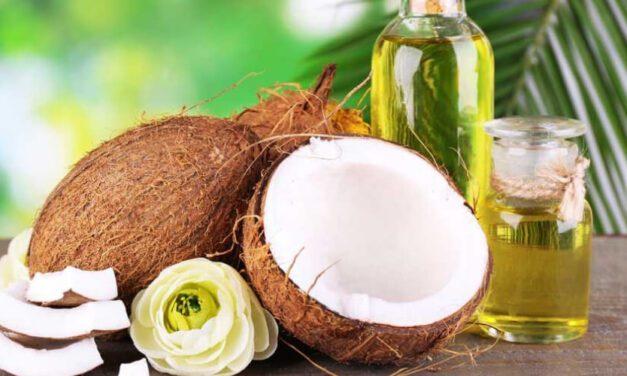 🥥 Guía para eliminar las canas, debilitamiento o caída del cabello con el aceite de coco 🥥