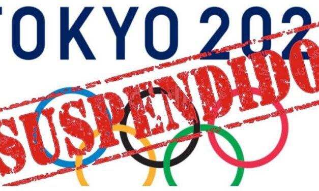 Suspendidos juegos Olímpicos de Tokio 2020 por el coronavirus