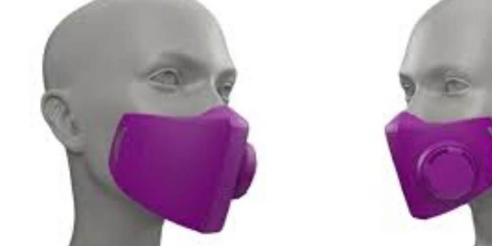 ✅ Ciencia y tecnología: Empresa distribuye mascarillas impresas en 3D ✅