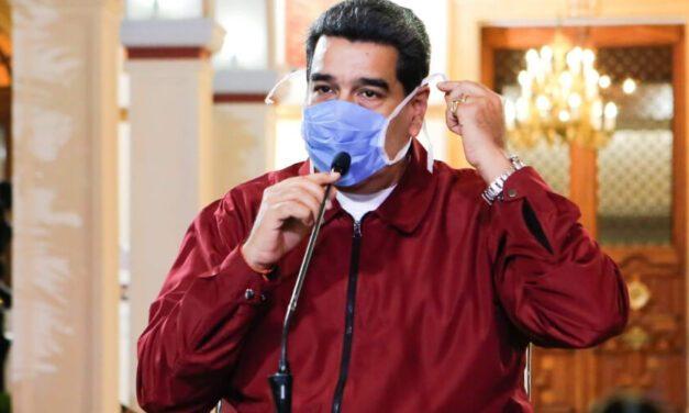 ✅ Maduro: Si no fuese por la cuarentena habrían más de 10 mil casos y 300 muertos por Coronavirus ✅