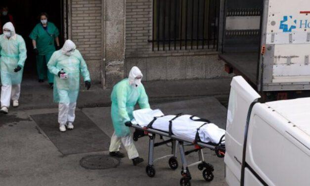 ✅ Sigue disminuyendo el número de muertes por el Covid-19 en España ✅
