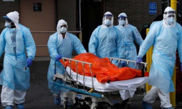 Fallecieron en un día 1.169 personas en EEUU por Coronavirus