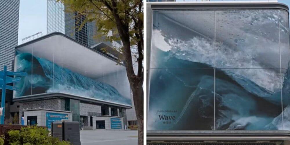 en-corea-del-sur-hay-una-enorme-oceania-que-parece-real-pantalla-olas-de-mar-movidatuy.com