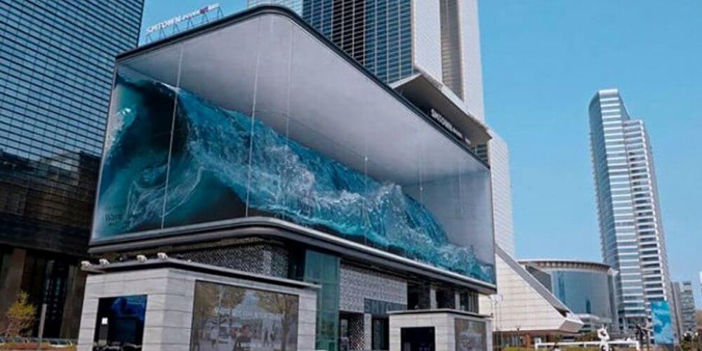 ✌ En Corea del Sur hay una enorme Oceanía que parece real ✌