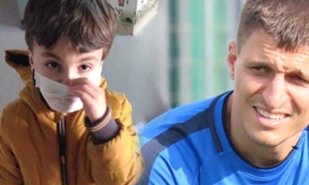 Futbolista del Bursa Yildirim asesina a su hijo de 5 años