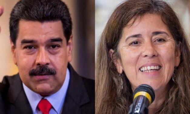 ✅ Maduro da 72 horas a la embajadora de la UE en Venezuela para que abandone el país ✅