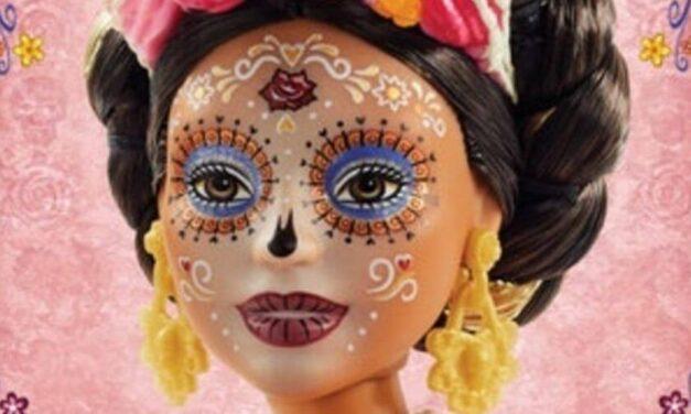 ✌ Barbie Catrina 2020 es la edición perfecta para el Día de los Muertos ✌
