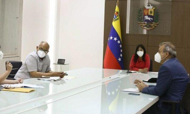 ✅ Venezuela concretó ante la OPS el descubrimiento de la molécula DR10 contra el Covid-19 ✅