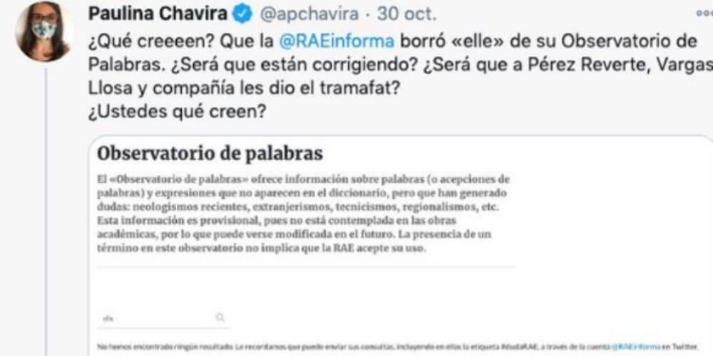 la-RAE-elimina-el-pronombre-elle-del-vocabulario-no-funciona-ese-lenguaje-inclusivo-comentario-twitter-movidatuy.com