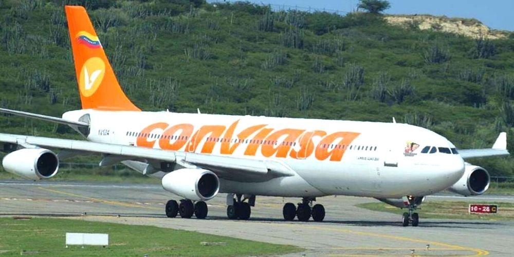 ✅ Ejecutivo nacional triplicará los vuelos de Conviasa a partir del 1 de febrero ✅