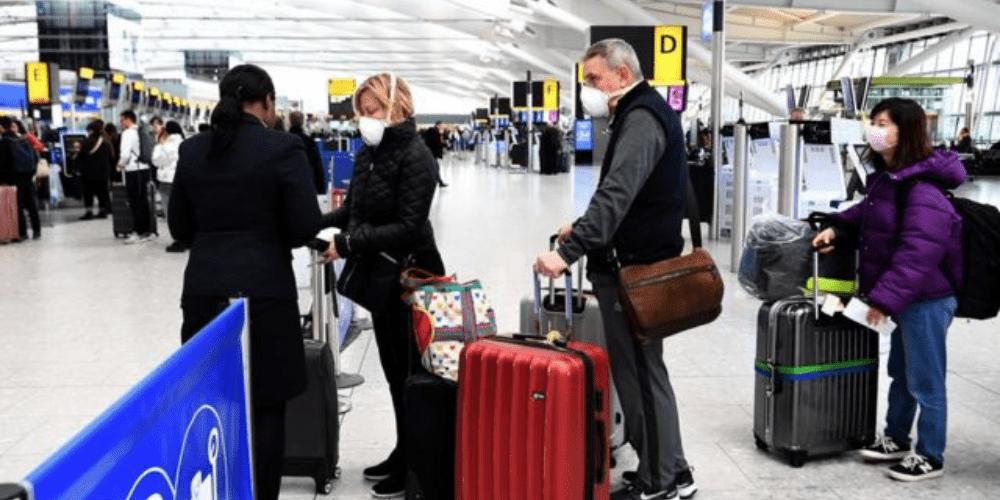 ✅ Estados Unidos: solicitará una prueba negativa de C-19 a todas las personas que entren al país en avión ✅