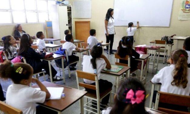 ✅ Gobierno nacional estudia iniciar clases presenciales ✅