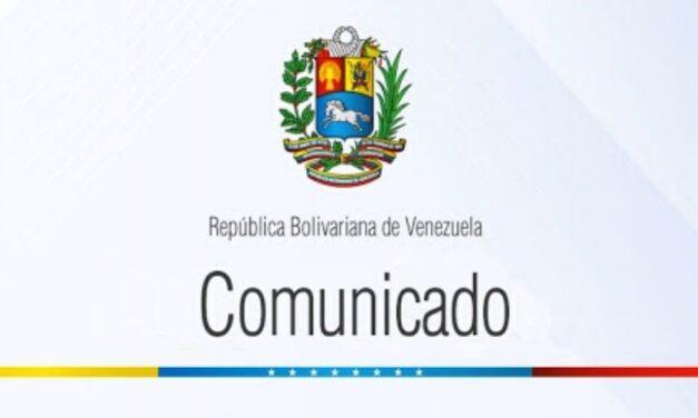 ✅ Venezuela mostró su preocupación por violencia en Washington ✅
