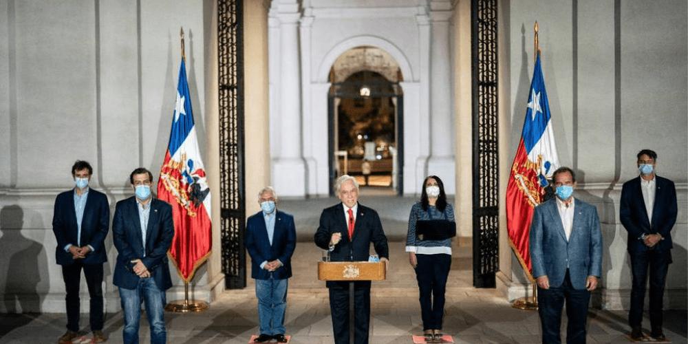 Chile posterga sus elecciones por la covid-19