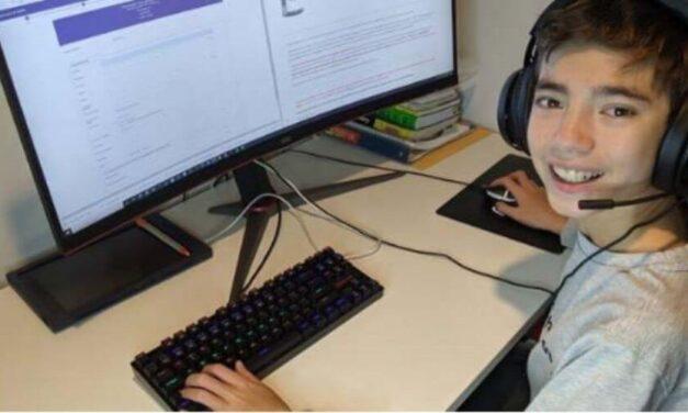 ✌️ Niño de 12 años creó una web para ayudar a conseguir citas para vacunación  ✌️