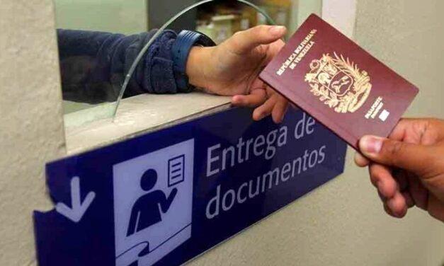 ✅ Saime reprogramará citas para pasaporte, prórrogas y cedulación durante la cuarentena radical ✅