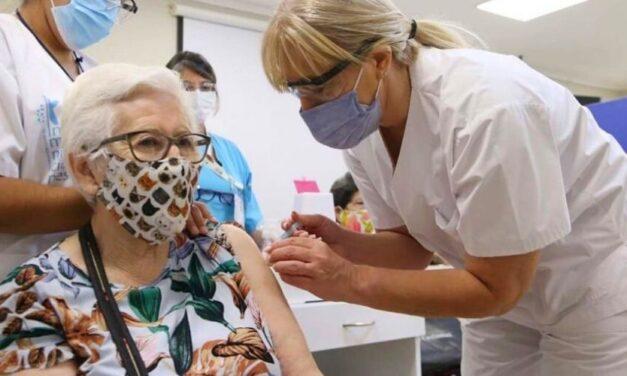 ✅ 750 abuelos tuyeros fueron vacunados con la vacuna Rusa ✅
