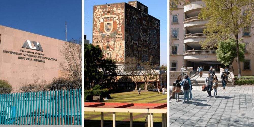 ✅ Estas son las mejores universidades de México ✅