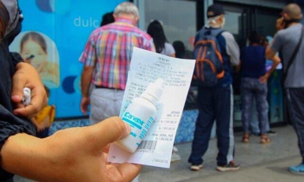 ✅ Farmatodo y Locatel ya tienen a la venta el medicamento Carvativir ✅