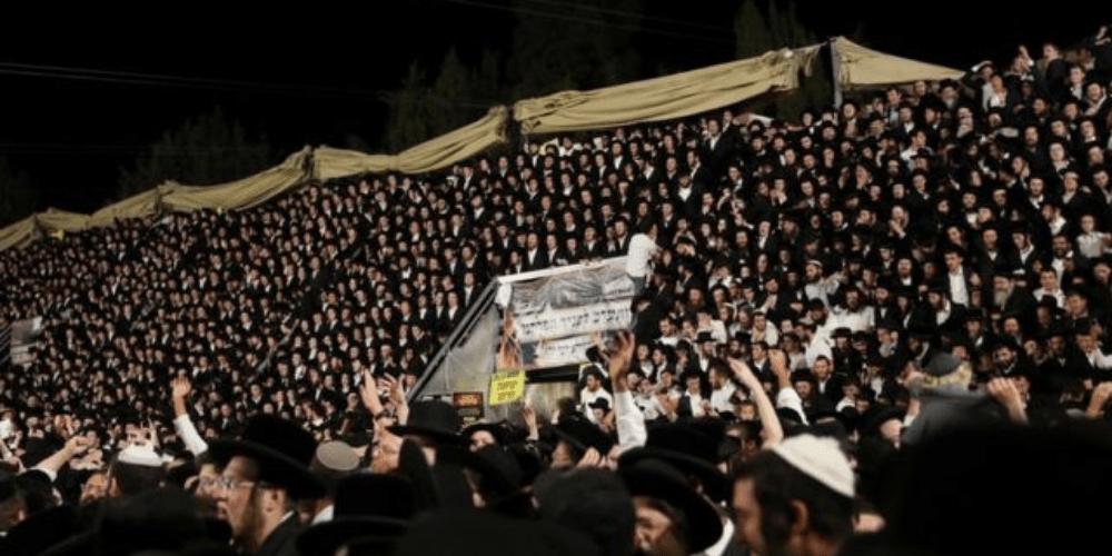 Fuerte estampida en Israel: al menos 44 muertos durante un festival religioso