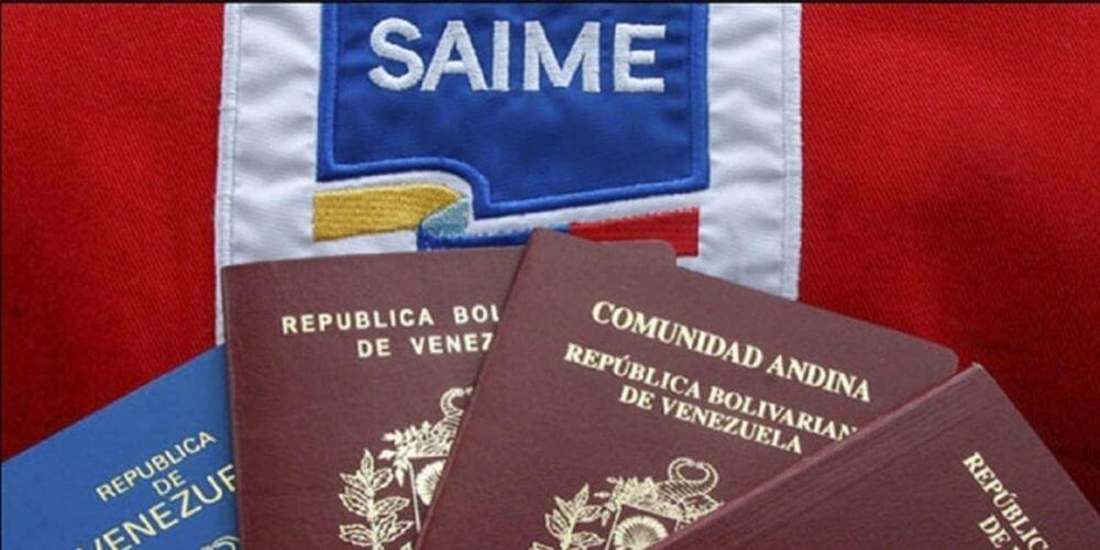 ✅ Normativas Pasaporte Ordinario Prórroga nuevos SAIME ✅