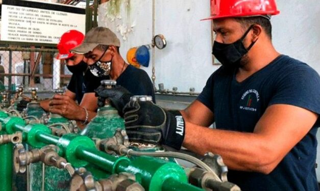 ✅ Reactivan empresa de oxígeno medicinal en Santa Teresa del Tuy ✅