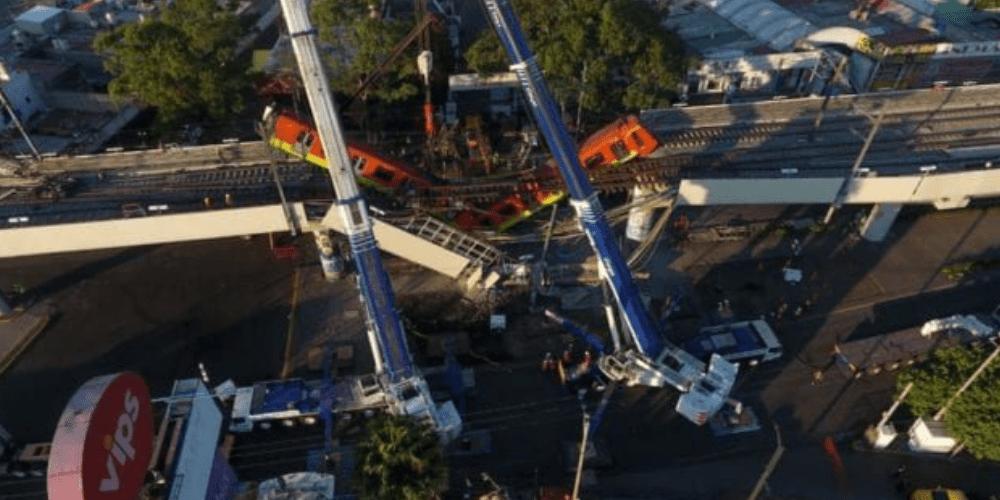 Accidente fatal en la línea 12 del metro de Ciudad de México