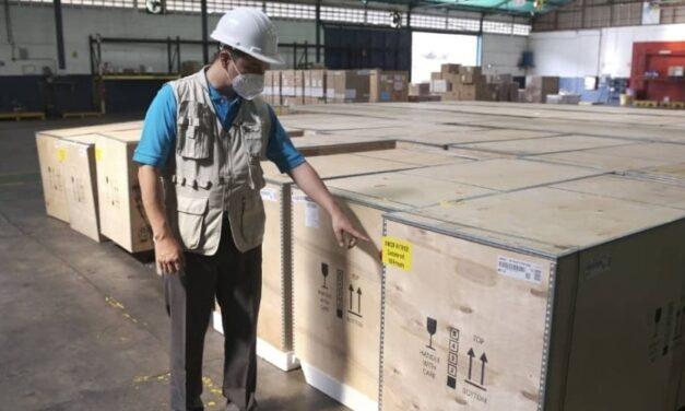 ✅ Llegaron a Venezuela 50 congeladores para vacunas contra el Covid-19 enviados por Unicef ✅