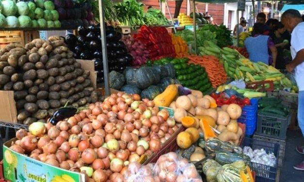 Escasez de gasolina ha generado un aumento del 30% en el precio de las verduras