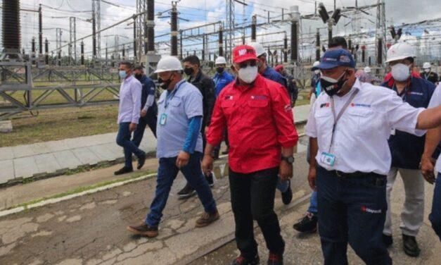 ✅ Inicia Plan de Atención del Área de Transmisión en subestaciones de Corpoelec ✅
