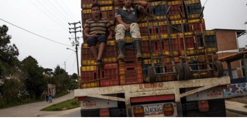 Venezuela: la seguridad alimentaria está amenazada por la escasez de diésel
