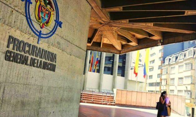✅ Certificado de Antecedentes Disciplinarios de la Procuraduría colombiana ✅