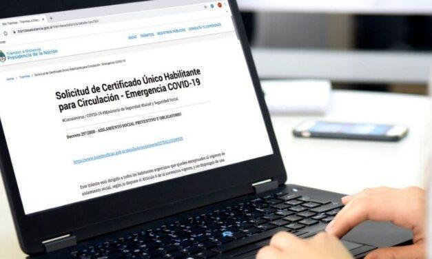 ✅ Tramitar el Certificado Único Habilitante para Circular en Argentina✅
